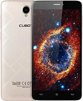 Smartphone Móvil Libres 4G Cubot Nova 5,5 Android 8,1 3+ 16GB ...