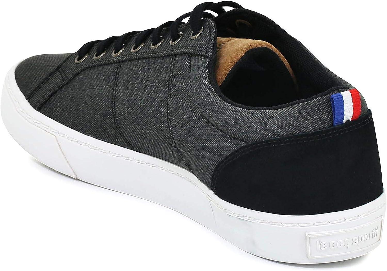 Le Coq Sportif Verdon Classic Black, Basket Mixte Noinoi