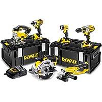 Dewalt DCK694P3 Pack 6 máquinas 18 V (3