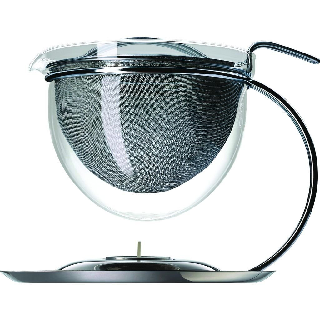 Mono Filio Teapot 50oz with Integrated Warmer
