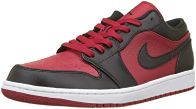 3c8dda8b802b6d Nike Men s Air Jordan 1 Low Basketball Shoes
