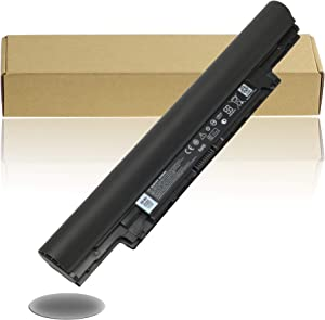 BULL-TECH YFDF9 YFOF9 5MTD8 JR6XC Laptop Battery Replacement for Dell V131 2 Series; Dell Latitude 3340 3350 11.1v 65Wh (6-Cells) HGJW8 3NG29 7WV3V H4PJP