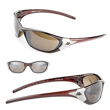 f9b4286bf44783 Original Kappa Sonnenbrille Designer Mode Damen   Herren Sonnenbrillen MI  0525 Col.2