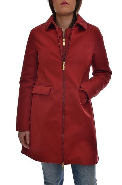 cappotti con piumino interno donna