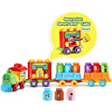 LeapFrog LeapBuilders 123 Counting Train,Multicolor