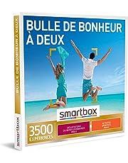 SMARTBOX - Coffret Cadeau Noël Couple - Cadeau original pour un moment à deux à choisir parmi 3 500 activités gourmandes ou sportives