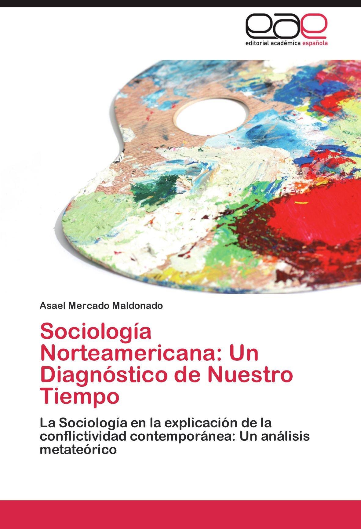 Sociologia Norteamericana: Un Diagnostico de Nuestro Tiempo: Amazon.es: Mercado Maldonado, Asael: Libros