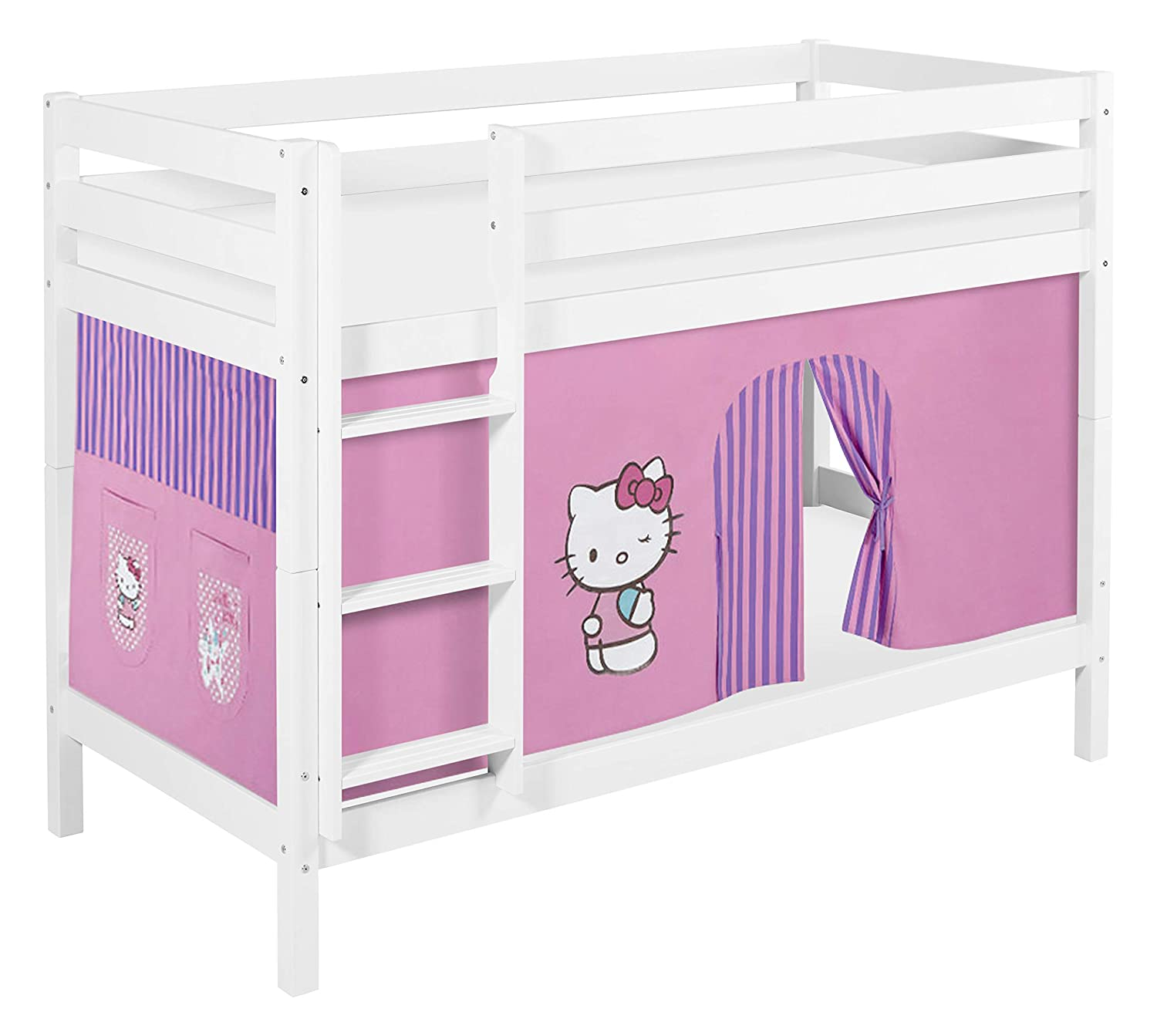 Hello Kitty - Etagenbett