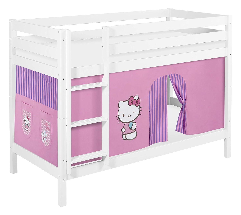 Hello Kitty - Etagenbett