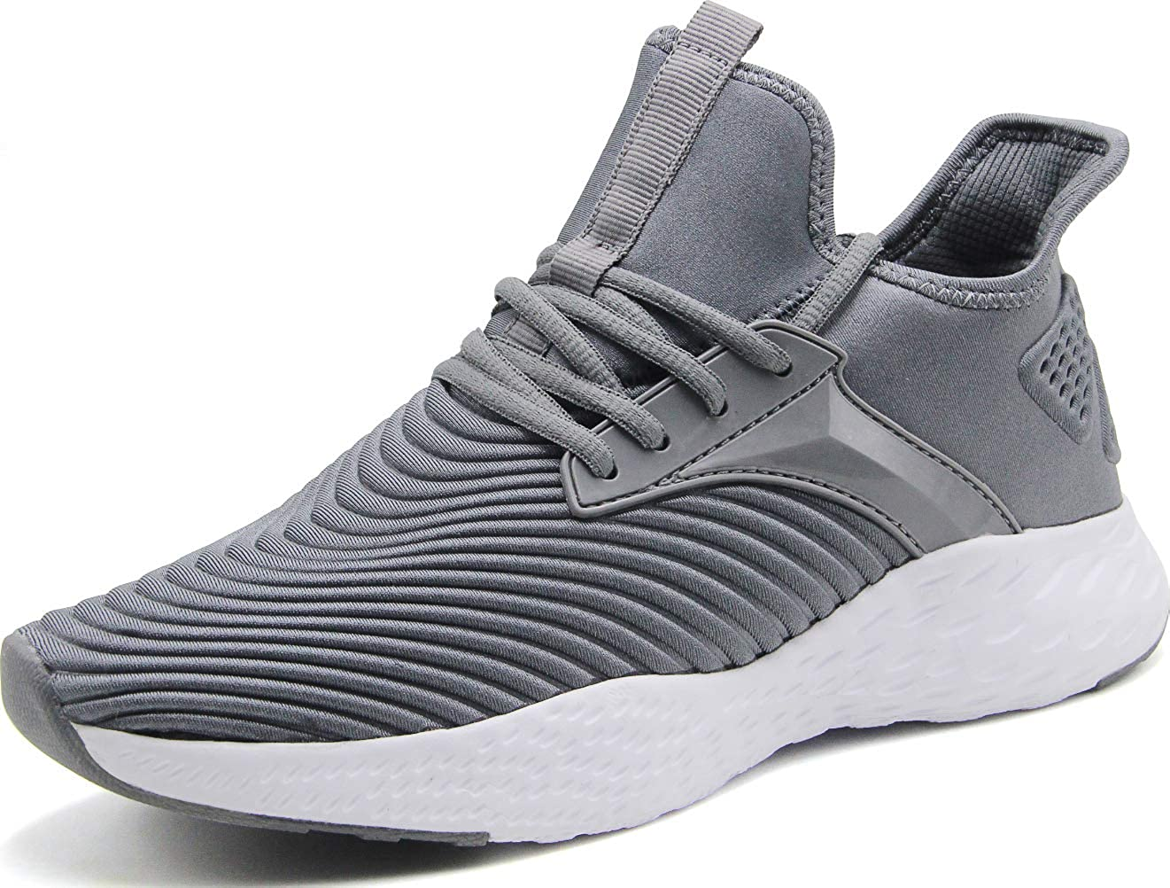 Weweya Running Shoes Men Athletic Gym Casual Walking Shoes Tennis /& Racquet Sports Shoes Fitness /& Cross-Training Shoes Cycling Road Running Sneakers