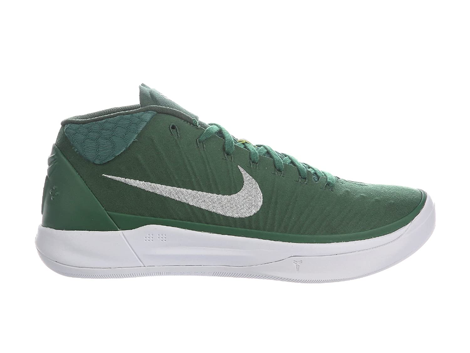 official photos 428b8 32ed6 Amazon.com | Nike Men's Kobe A.D. Gorge Green/Metallic ...