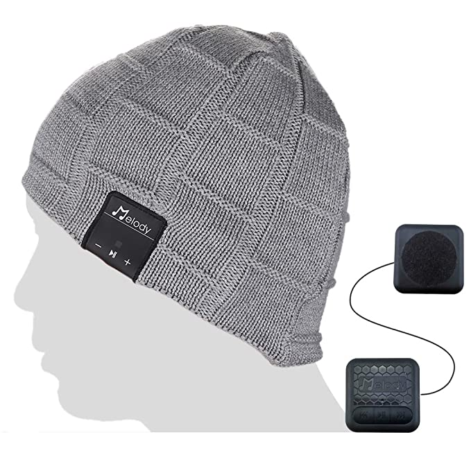 5dd92e9cb1b Amazon.com  Music Beanie Music Hat