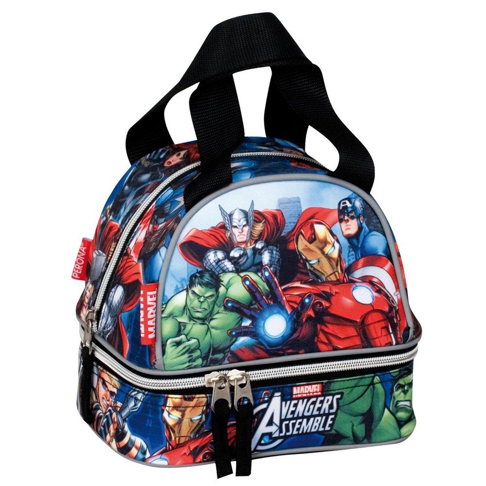 PERONA Bolsa portameriendas Vengadores Avengers Marvel Alliance