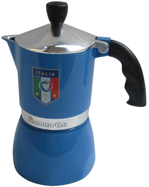 Bialetti : Fiammetta NAZIONALE 3-cups – 公式製品byイタリアサッカーチーム[ Italian Import ] B00KHIBS7E