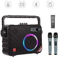 VeGue Portable Bluetooth Karaoke Speaker