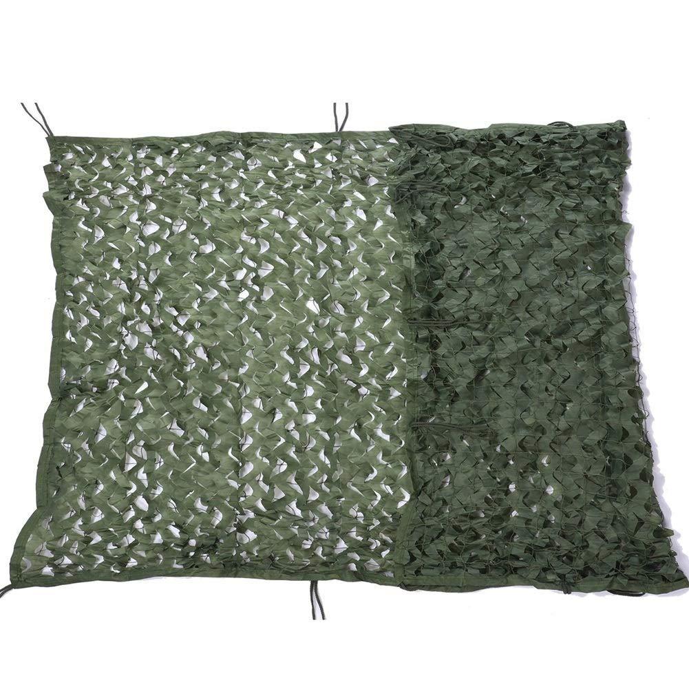 迷彩ネットオックスフォード生地、軽量迷彩ネット、庭のオーニングタープ、キャリッジ装飾カバー、ジャングルカバーネット、キャンプ、非表示、グリーン ZHAOFENGMING (色 : 緑, サイズ さいず : 10x12m) B07RWM6DZ1 緑 10x12m