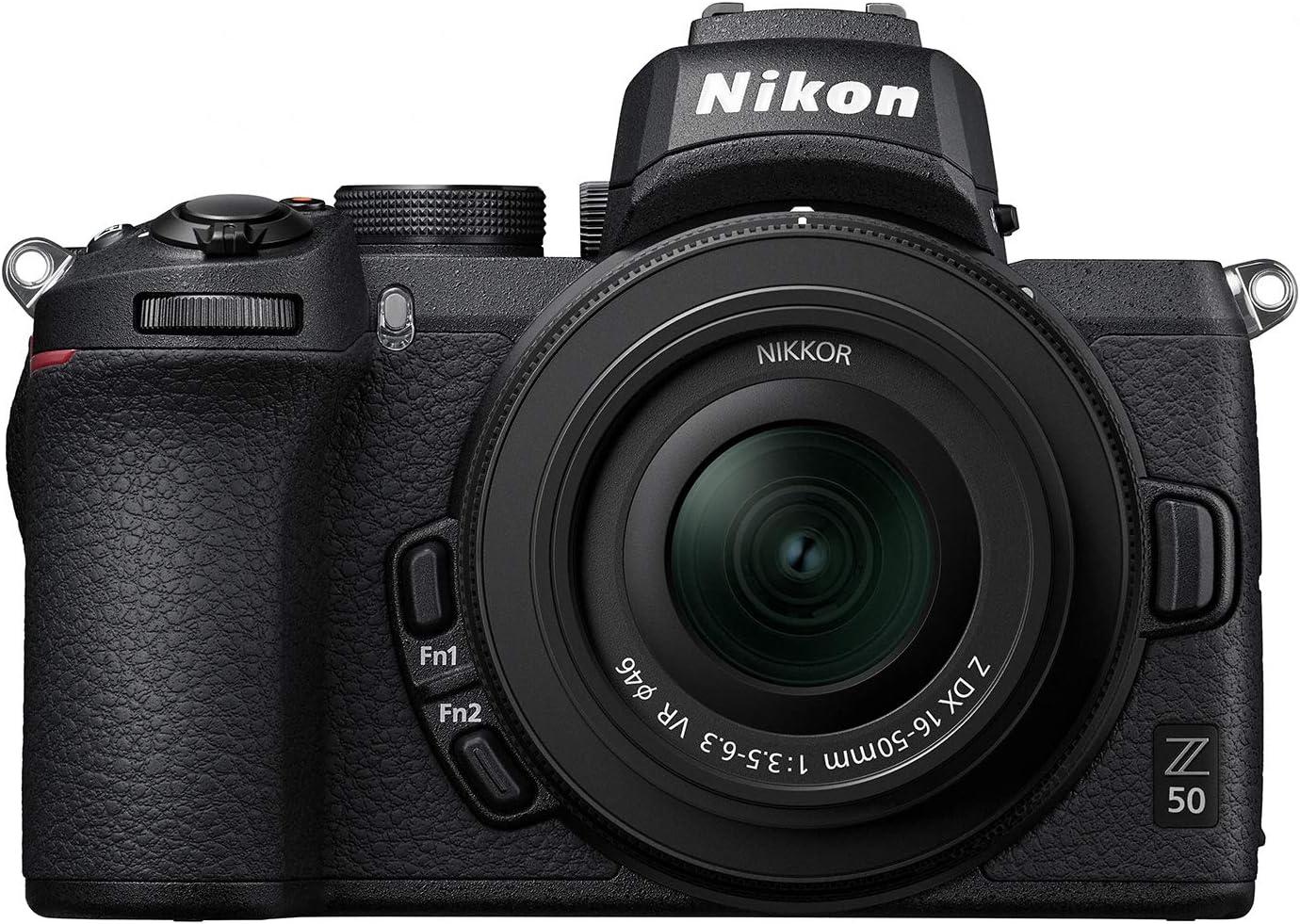 Nikon ミラーレス一眼カメラ Z50
