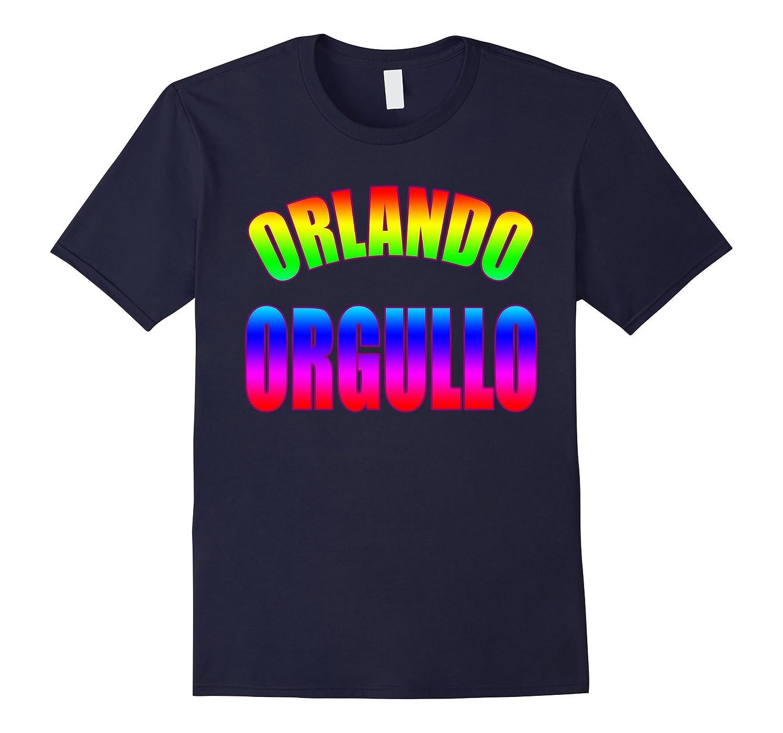 Orlando Orgullo Tshirts-BN