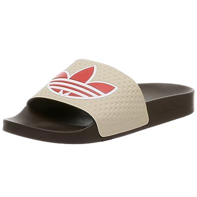6d5f26daa286 adidas Originals Men s Adilette Trefoil Sandal
