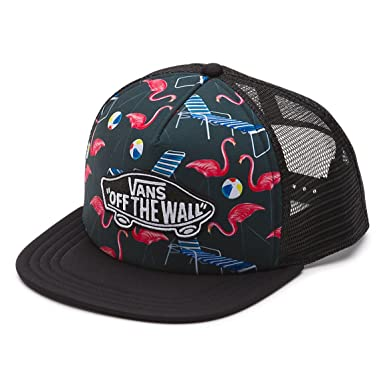 074f261d90586e Image Unavailable. Image not available for. Color  Vans Men s Classic Patch  Trucker Plus Hat Cap ...