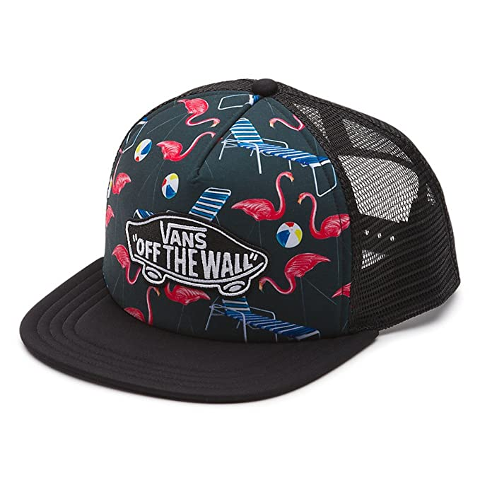 4d091039409 Image Unavailable. Image not available for. Color  Vans Men s Classic Patch  Trucker Plus Hat ...