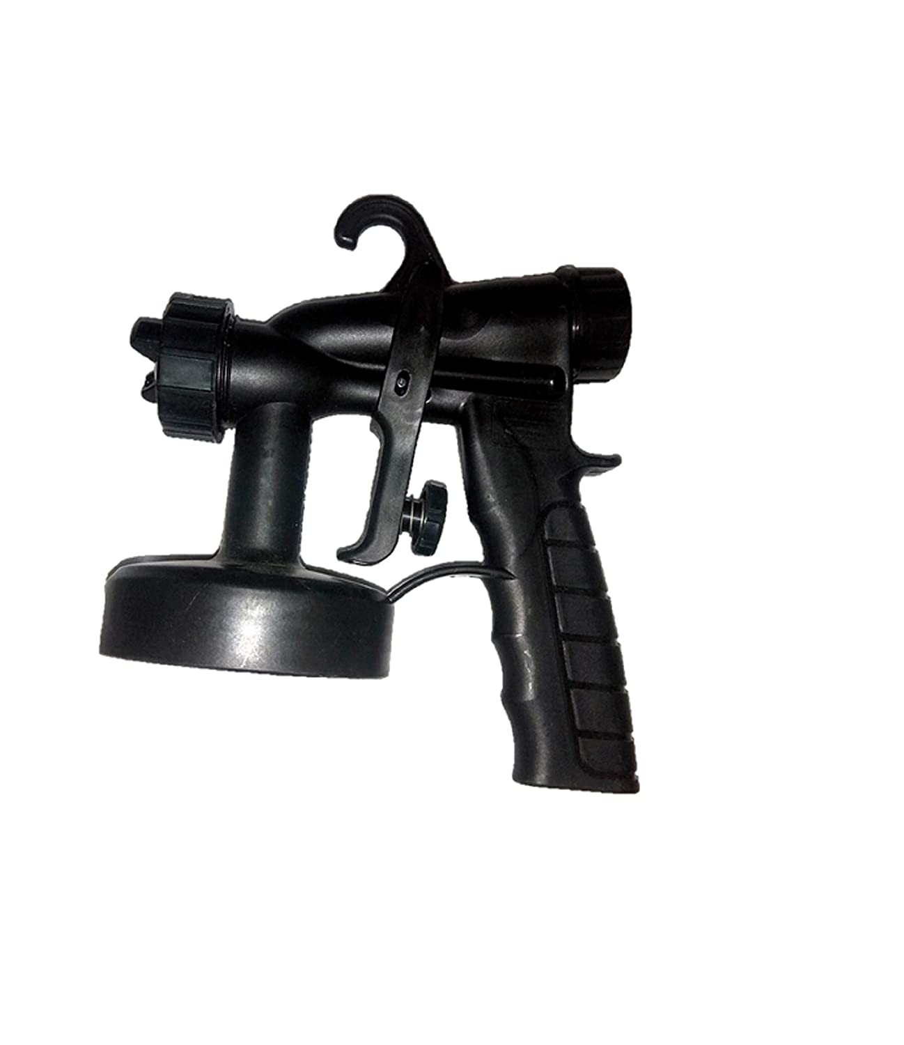 AMIDE BY AD Fiber and Plastic Paint Zoom Parts Spray Gun (Black)