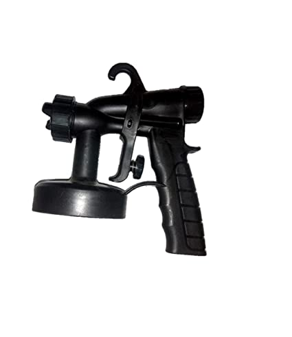 AMIDE BY AD Paint Zoom Parts Spray Gun (Black)