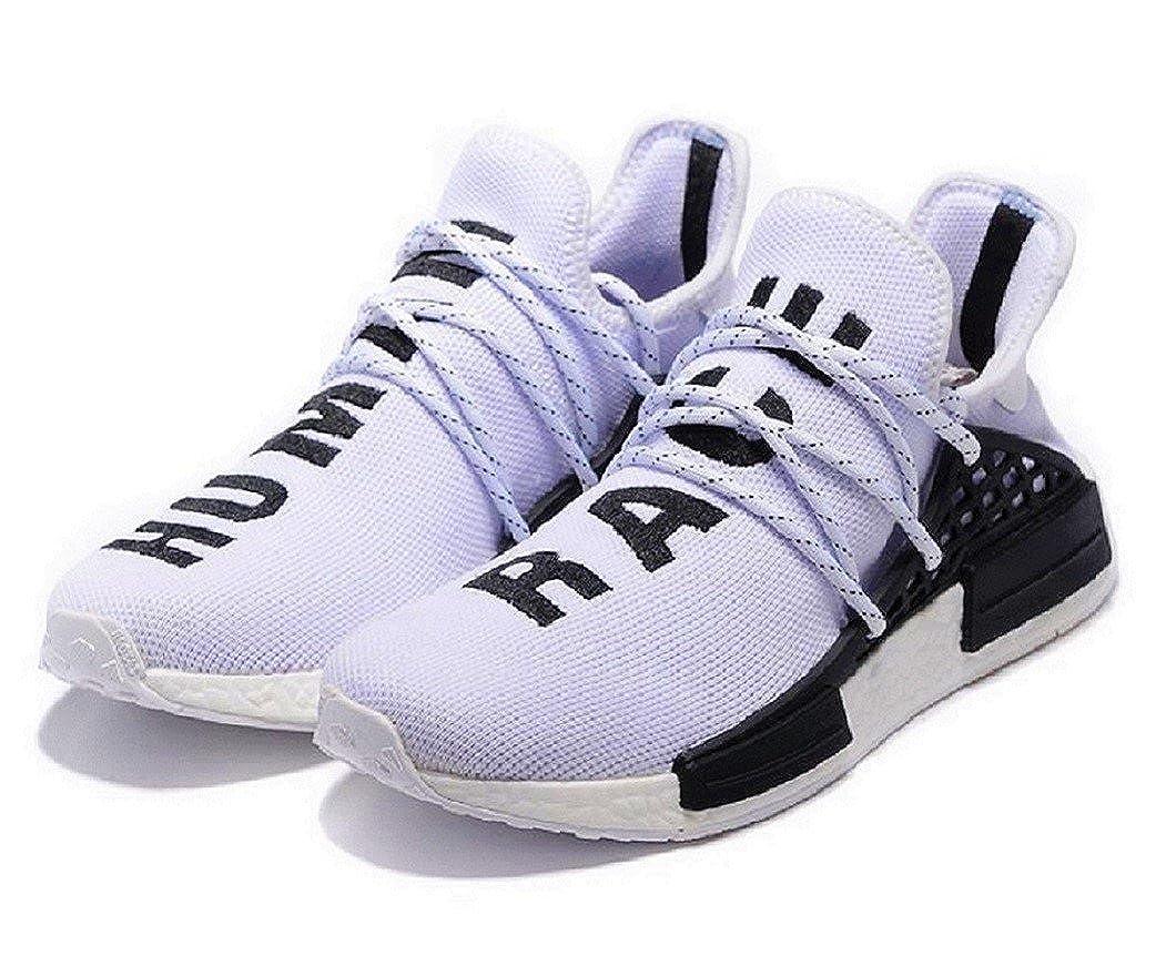 online retailer 18e8b 43a0a Unisex Pharrell Williams NMD hu, Human Race, White New ...