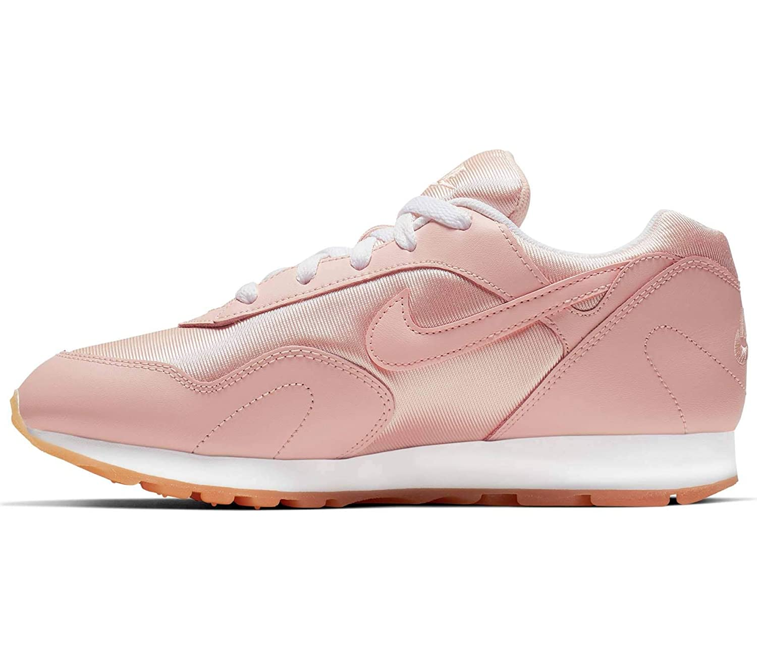 MultiCouleure (Washed Coral Washed Coral Fuel Orange 000) 39 EU Nike W Outburst, Chaussures d'Athlétisme Femme