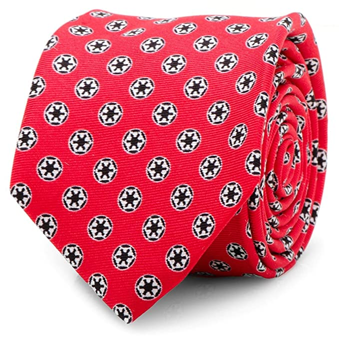Star Wars - Corbata - para hombre Rojo rojo/azul marino Talla ...