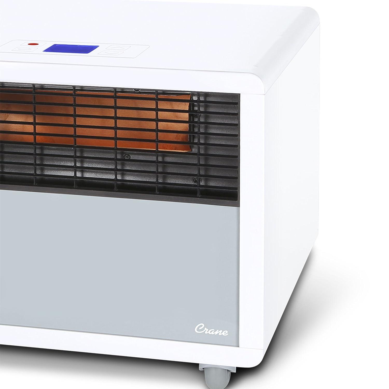 Amazon.com: Crane Infrared smartHEATER - White: Home Improvement
