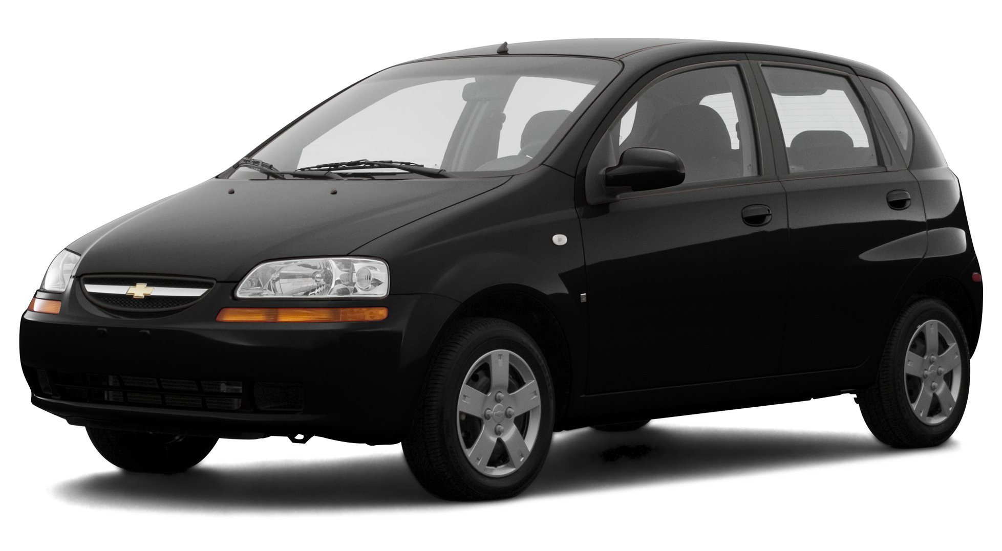 ... Manual Transmission, 2007 Chevrolet Aveo5 LS, 5-Door Hatchback