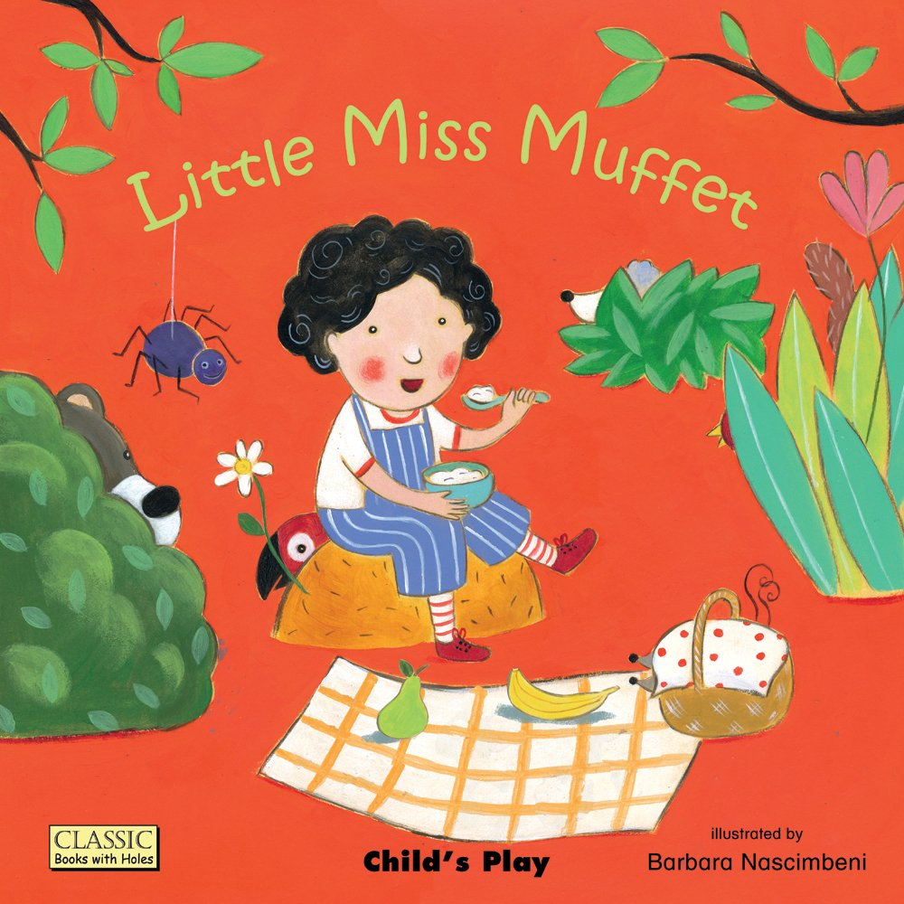Download Little Miss Muffet (Classic Books With Holes) PDF