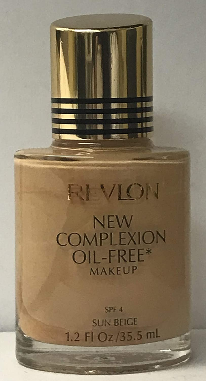 Revlon New Complexion Makeup, Sun Beige 06