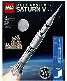 Lego Ideas NASA Apollo Saturn V set ( 21309)(1969 pieces)-2017 Hard to Find