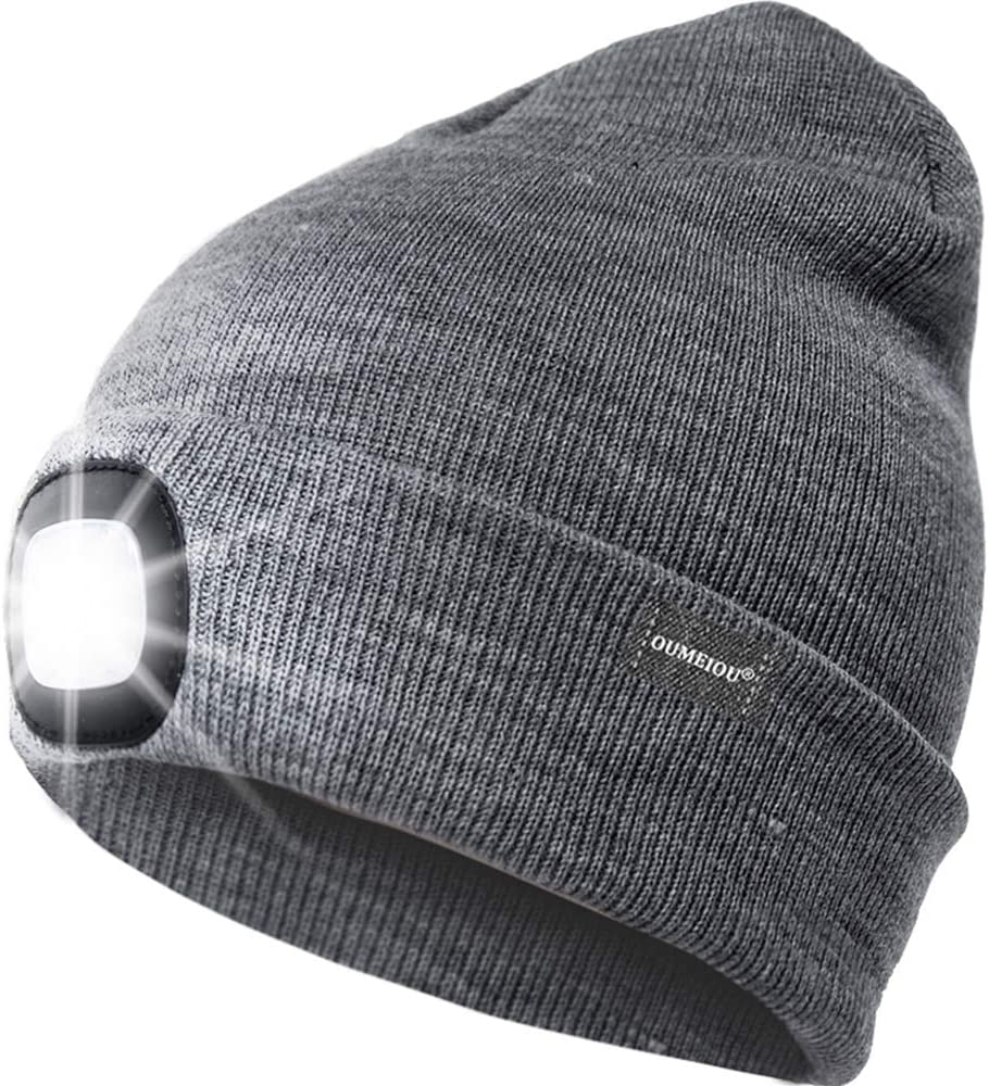 van life gifts flashlight hat rechargeable