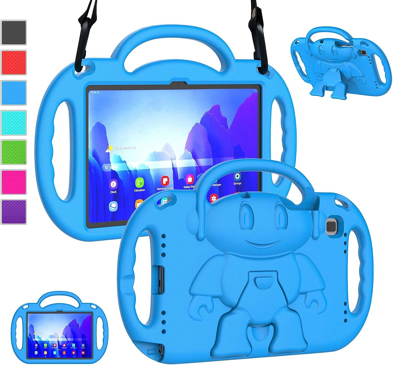 Funda para Galaxy Tab A7 10.4 (SM-T500/ T505/ T507) azul