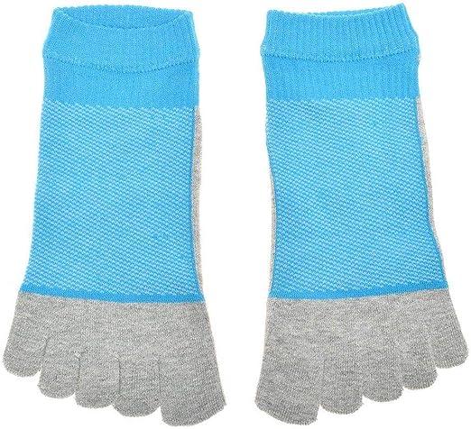 Miwaimao - 1 par de Calcetines para Hombre, 5 Dedos de los pies, 5 ...