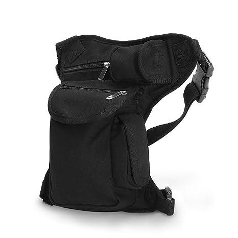 a13e617cd CAMTOA Bolso de Cintura, Hombre Bolsas de Cintura/Lona Bolsas de Viaje  Bolsos/