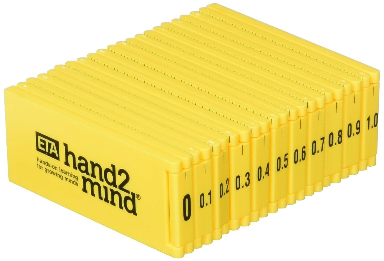 ETA hand2mind Folding Number Line Set of 2