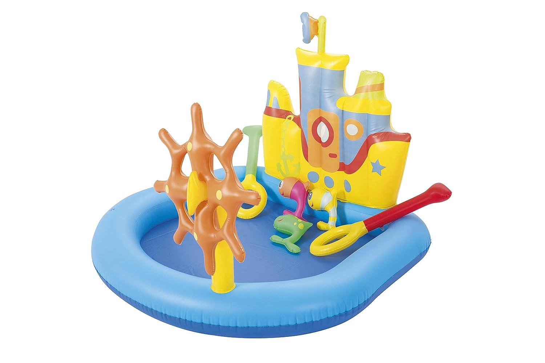 Piscina Hinchable Infantil Bestway Tug Boat
