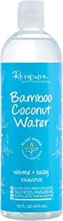 product image for Renpure plant-based Beauty Bamboo Coconut Water Volume + Body Shampoo, 16 Fluid Oz