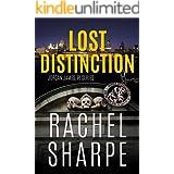 Lost Distinction (Jordan James, PI Series)