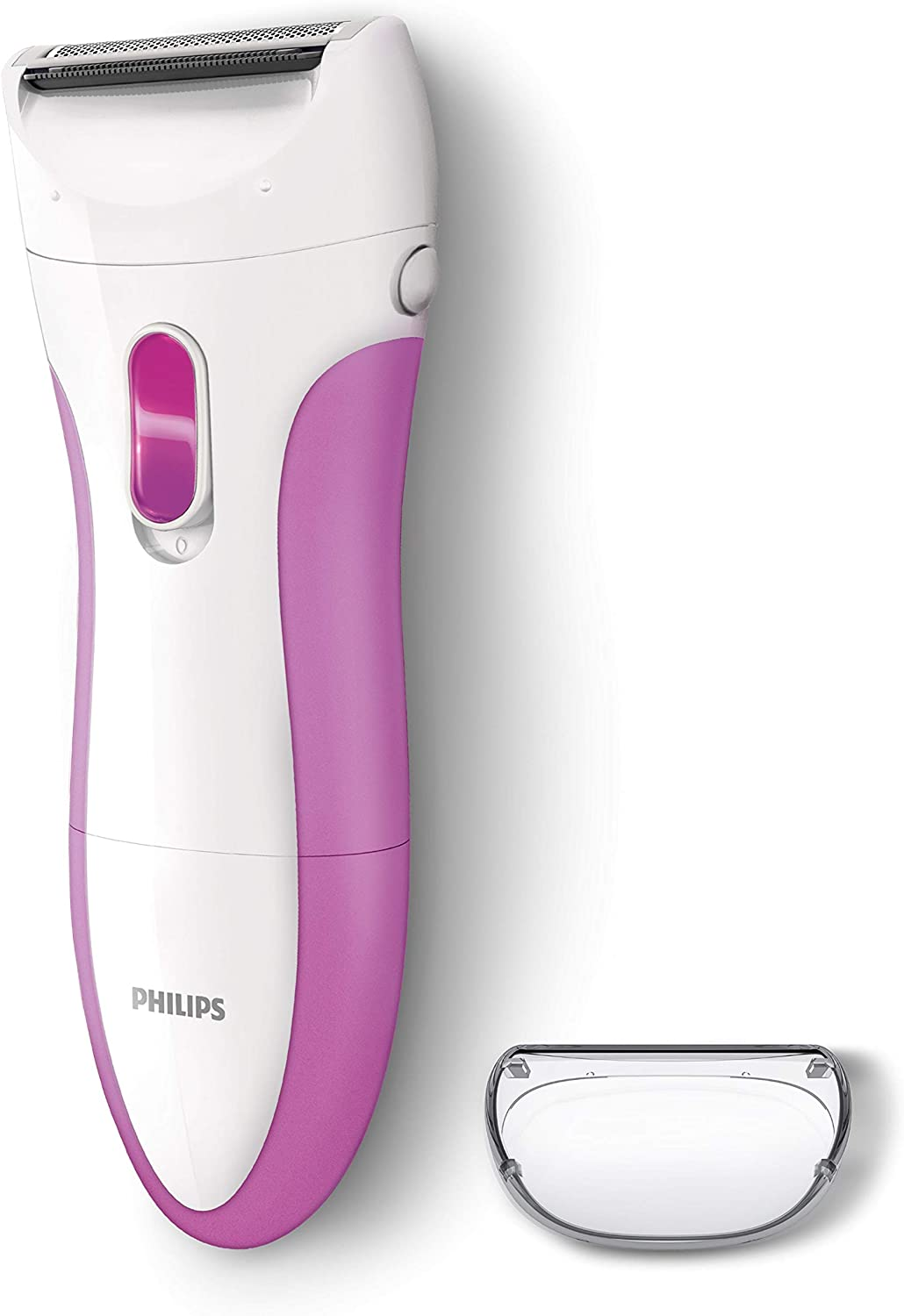 Philips HP6341/00 Ladyshave - Afeitadora femenina, color rosa ...