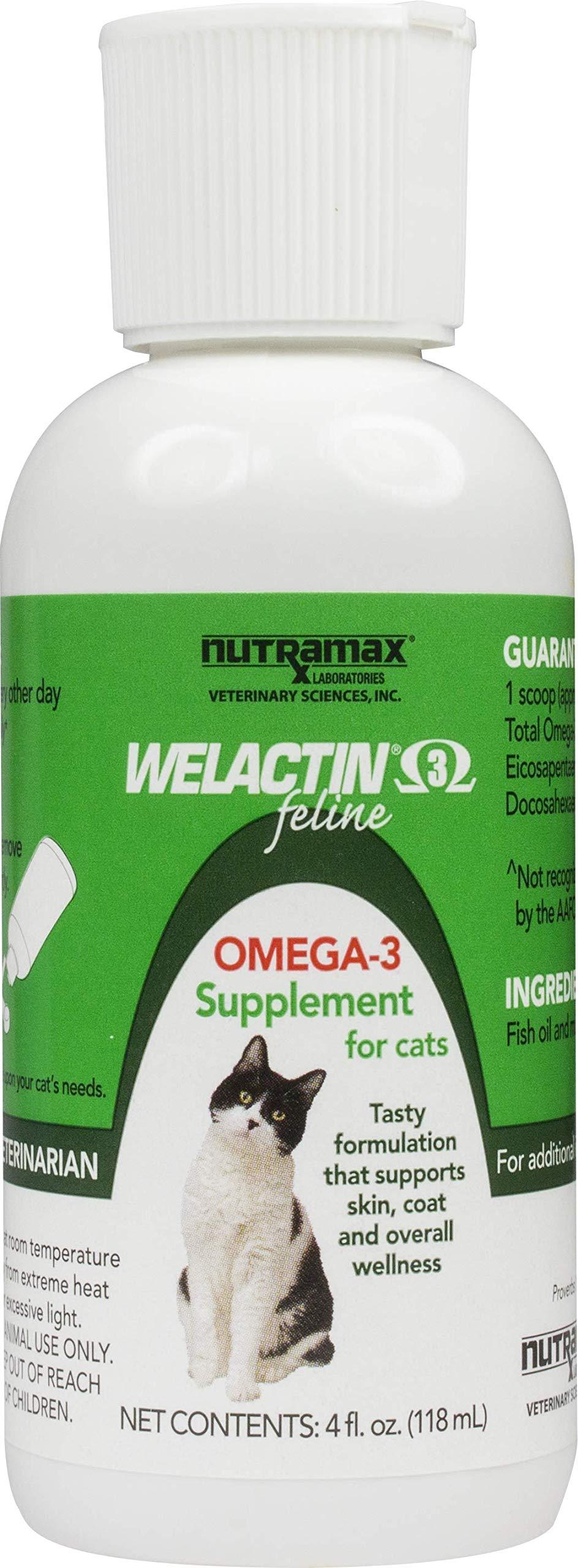 Welactin Feline Liquid, 4-Ounce 3