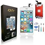 HYS-Tech For iPhone 6s 液晶パネル交換 フロントパネル3Dタッチパネル LCDスクリーン修理工具が付き (白)