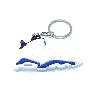 darrellsworld Air Jordan zapatos llavero generación 6 VI ...