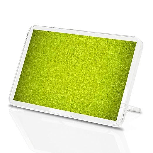 1 pintura de pared verde texturizada para nevera, diseño clásico ...