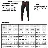 TELALEO Boys' Youth Compression Base Layer Pants