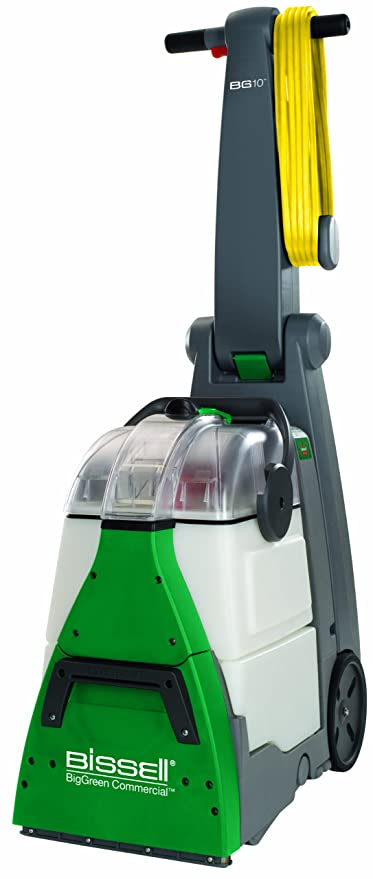 Big Green Machine >> Bissell Biggreen Commercial Bg10 Deep Cleaning 2 Motor Extracter